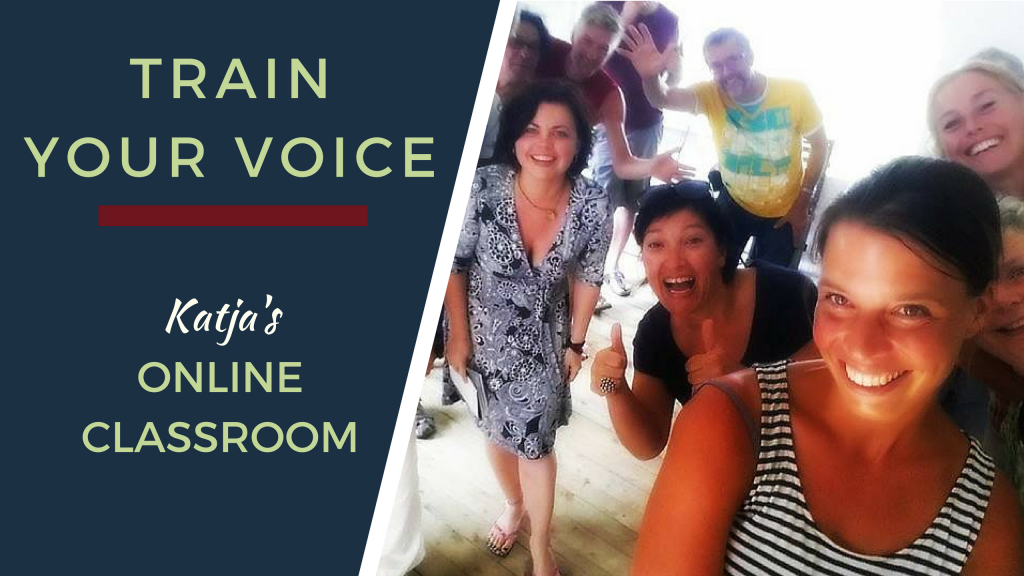 Work with MMus, Authorised CVT Teacher Katja Maria Slotte to gain and maintain vocal freedom, develop your own unique sound, and grow as a singer or teacher. Learn about Complete Vocal Technique and more in her Online Classroom for singers and singing teachers!